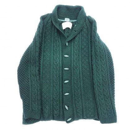 古着 通販 ヴィンテージ フィッシャーマン ニット【1940's】【pimpstick×西染】Vintage Knit