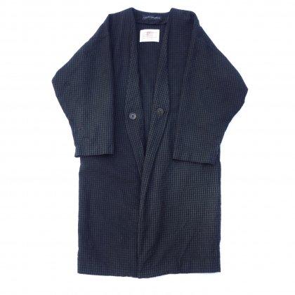 古着 通販 ウール ガウンコート【1980's】【pimpstick×西染】Vintage Coat