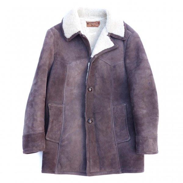 古着 通販 ヴィンテージ ムートンコート【THE SHEEP SHACK】Vintage coat