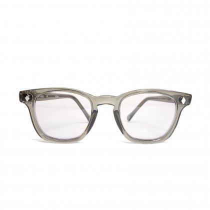 古着 通販 デッドストック セーフティメガネ【3M】【Smoke Frame】46□22 Vintage safety Glasses