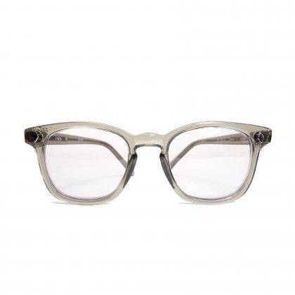 古着 通販 デッドストック セーフティメガネ【3M】【Smoke Frame】48□24 Vintage safety Glasses