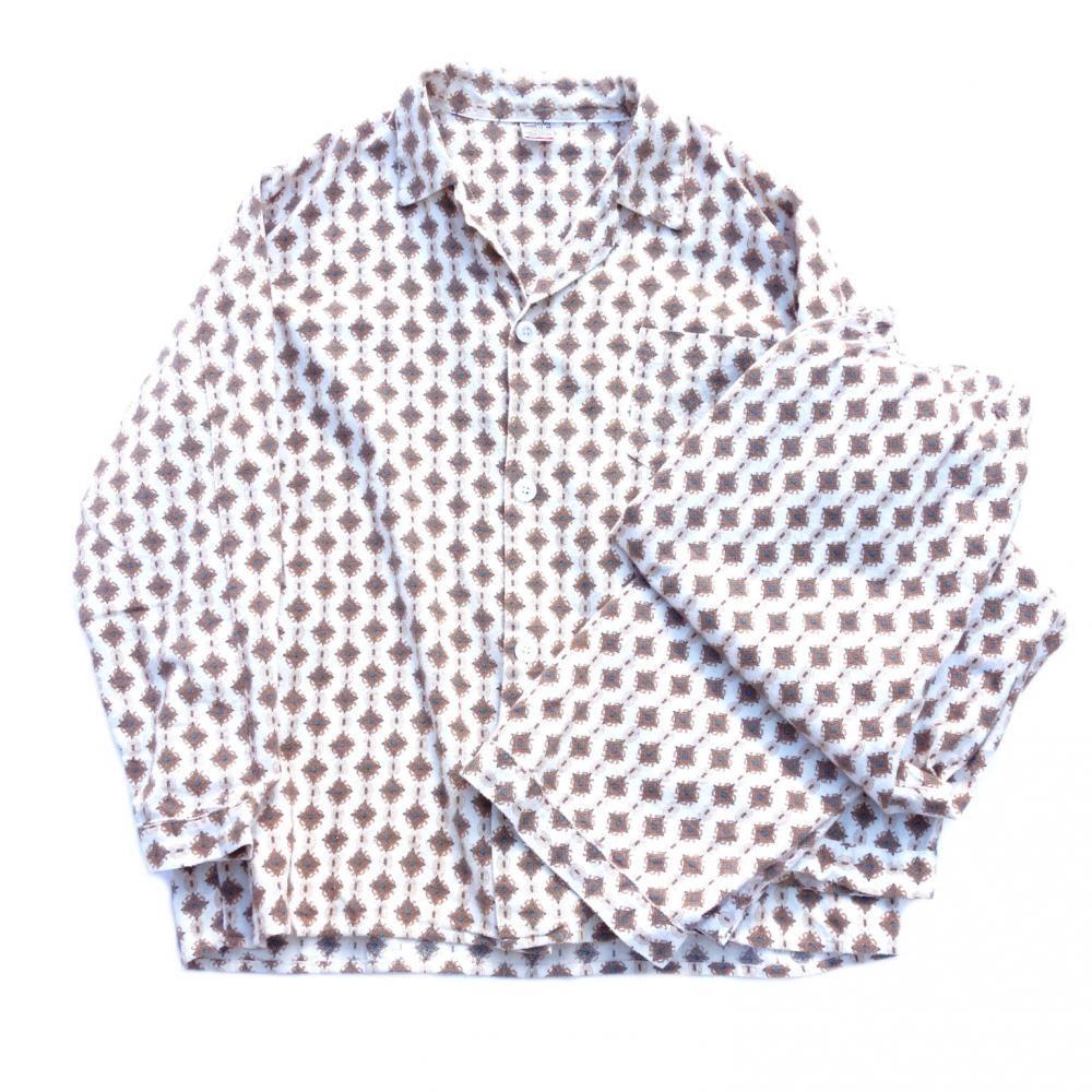 古着 通販 ヴィンテージ パジャマ セットアップ【Sears】【1970's】Vintage Pajama