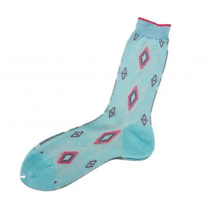古着 通販 アンティパスト メンズ ソックス【ANTIPAST】Kilim?Socks MT