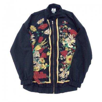 古着 通販 ヴィンテージ フラワープリント ブルゾン【1980's~】Vintage jacket
