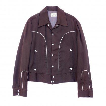 古着 通販 ヴィンテージ ウエスタン ジャケット【MADE IN California】【1950's】Vintage jacket