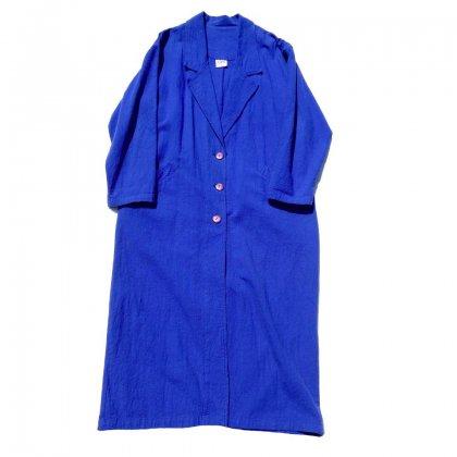 古着 通販 ヴィンテージ コットン ロング コート【Made In USA】【1980's-】Vintage Coat