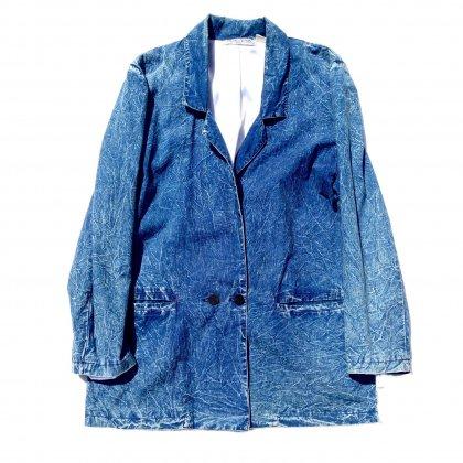 古着 通販 ヴィンテージ デニム ジャケット【High Bleach】【1980's~】Vintage jacket