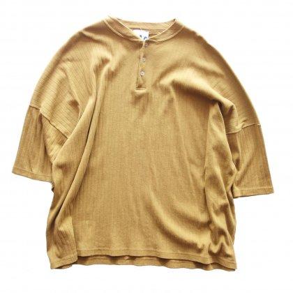 古着 通販 コットン ヘンリーネック ニット【AAC】【1980's~】【Made in USA】Vintage Knit