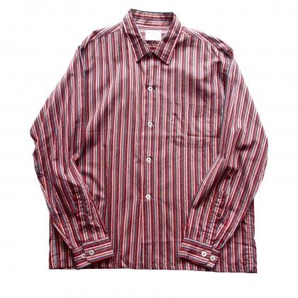 古着 通販 ヴィンテージ 開襟 コットン シャツ【Wilsine】【1960's-】Vintage Shirts