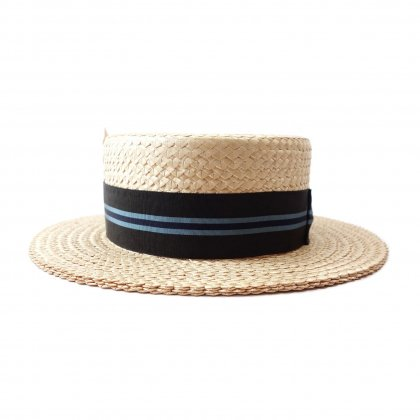 古着 通販 ヴィンテージ ステットソン【STETSON】カンカン帽【1930's~】BOATER HAT