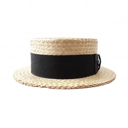 古着 通販 ヴィンテージ ドブス【DOBBS】カンカン帽【1960's~】BOATER HAT