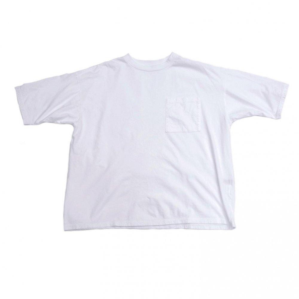 古着 通販 ピンプスティック【pimpstick】ポケット T シャツ WH