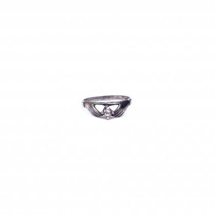 古着 通販 ヴィンテージ クラダーリング【STERLING】Vintage Claddagh Ring