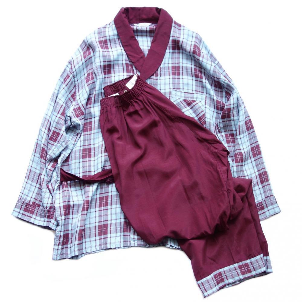 古着 通販 ヴィンテージ パジャマ セットアップ【Van Heusen】【1960's】Vintage Pajamas