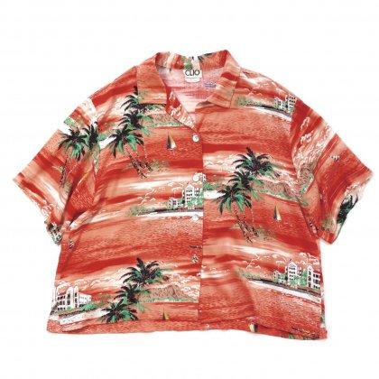 古着 通販 ヴィンテージ アロハ シャツ【1980s-】【Short Design】Vintage Aloha Shirts