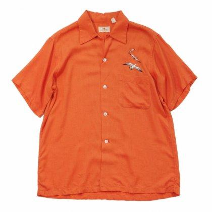 古着 通販 ヴィンテージ レーヨン オープンカラー シャツ【ARROW】【1950's-】Vintage Shirts