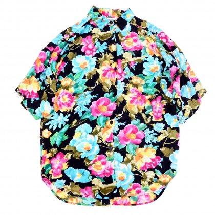古着 通販 ヴィンテージ アートプリント レーヨン シャツ【1980'S】Vintage Art Print Shirts