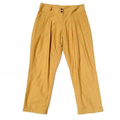 古着 通販 3タックイージー トラウザーズ【Cotton/Linen】Trousers Pants