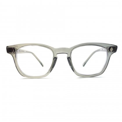 古着 通販 デッドストック セーフティメガネ【3M - AO Type】【Smoke Frame】46□22 Vintage Glasses