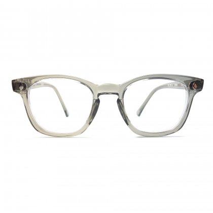 古着 通販 デッドストック セーフティメガネ【3M - AO Type】【Smoke Frame】48□24 Vintage Glasses