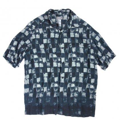 古着 通販 ヴィンテージ アートプリント レーヨンシャツ【1980's】Vintage Art Print Shirts