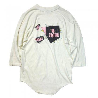 古着 通販 エディ・マネー【EDDIE MONEY】プリントT シャツ【No Control】【1982】Vintage T-Shirts