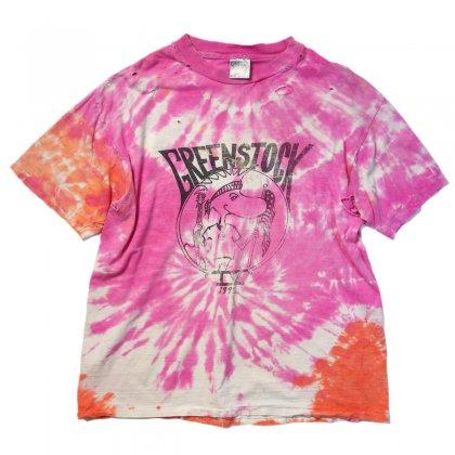 古着 通販 ヴィンテージ【Green-Stock Music Festival】プリントT シャツ【1992】Vintage T-Shirts