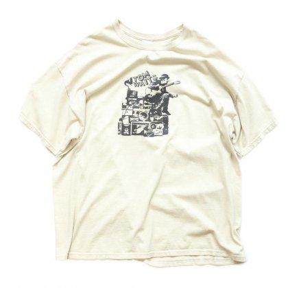 古着 通販 トム ウェイツ【Tom Waits】プリントT シャツ Vintage T-Shirts