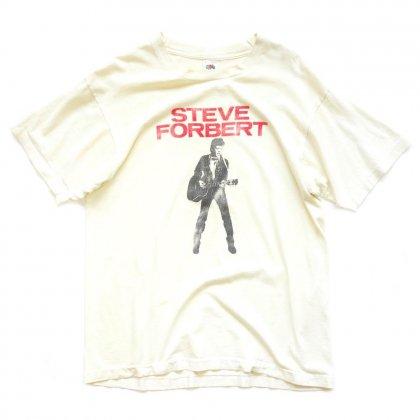 古着 通販 スティーブ フォーバート【Steve Forbert】プリントT シャツ 【1990's-】Vintage T-Shirts