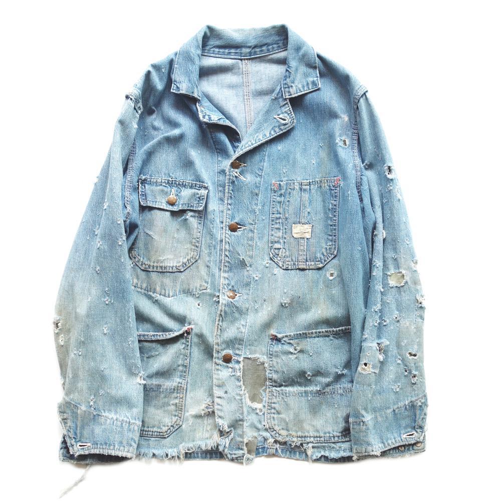 古着 通販 ヴィンテージ【BIG MAC】カバーオール 【1970's-】Vintage Denim Jacket