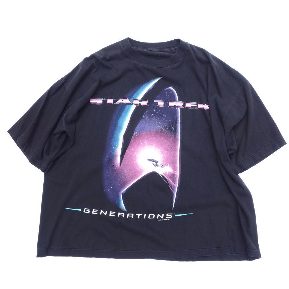 古着 通販 スタートレック【STAR TREK】プリント T シャツ 【1990's-】Vintage T-Shirts