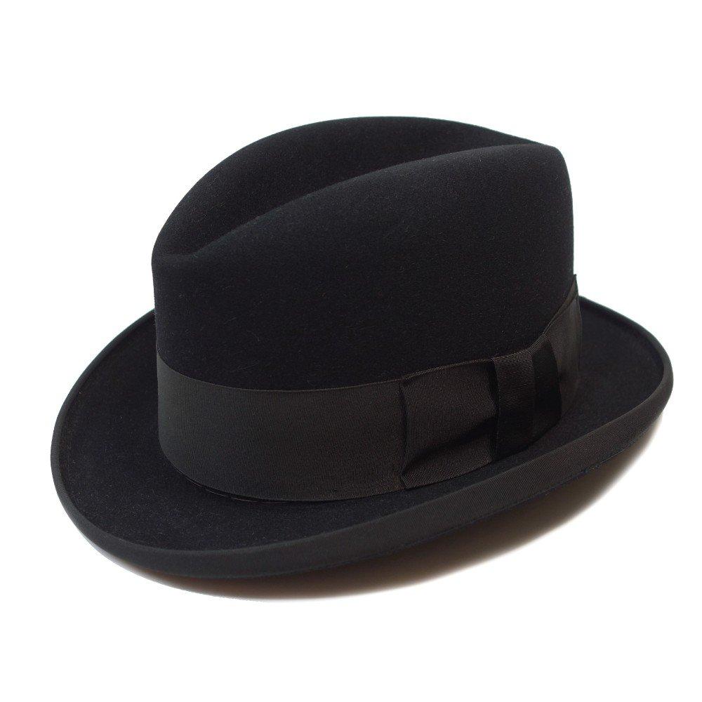 古着 通販 ジェームズ ロック【LOCK&Co. HATTERS】ヴィンテージ ホンブルグ ハット【1960s-】Vintage Homburg Hat
