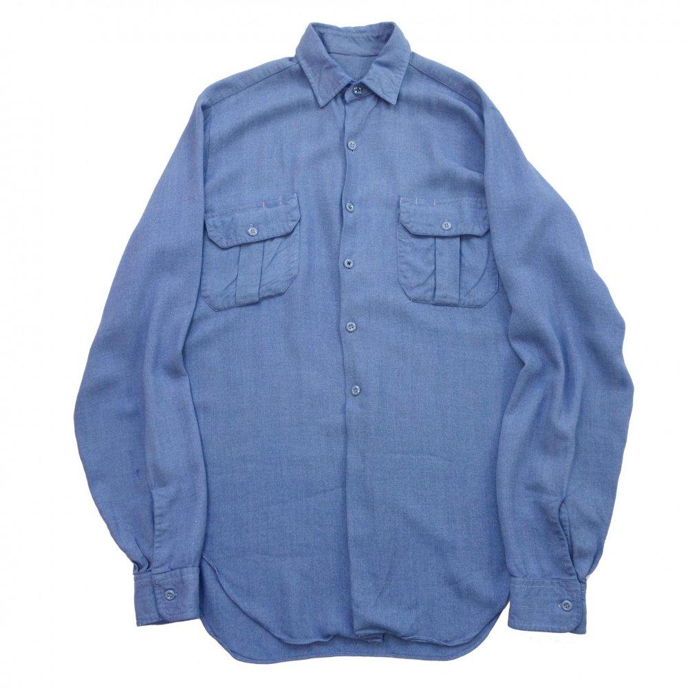 古着 通販 ヴィンテージ レーヨン ワーク シャツ【1960's-】Vintage Work Shirts