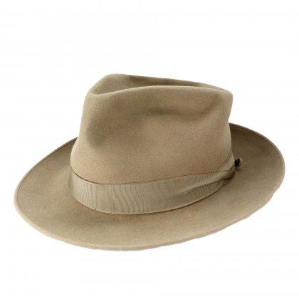 古着 通販 マロリー【MALLORY】ヴィンテージ ハット【1960s-】Vintage Fedora Hat