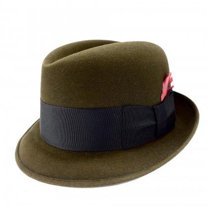 古着 通販 ドブス【Dobbs】ヴィンテージ ハット【1960's~】Vintage Fedora Hat