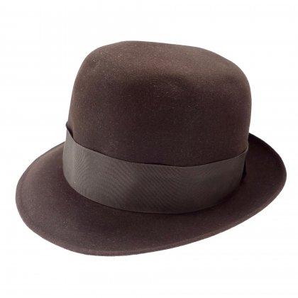 古着 通販 【Van Dyke】ヴィンテージ バックリボン ハット【1950s-】Vintage Fedora Hat