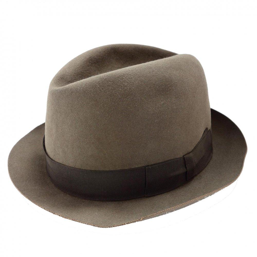 古着 通販 ボルサリーノ【Borsalino】ヴィンテージ ハット【1960s-】Vintage Fedora Hat