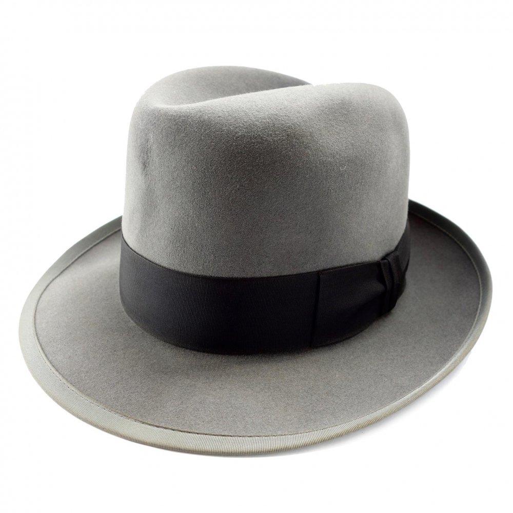 古着 通販 ステットソン【Royal Stetson】ヴィンテージ ハット【1950s~】【Whippet Design】Vintage Fedora Hat