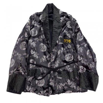古着 通販 ヴィンテージ スーヴェニア ガウン ジャケット【Black China Design】Vintage Robe