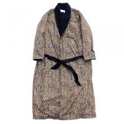 古着 通販 ヴィンテージ  ガウン【Leopard Pattern】【1980's-】Vintage Robe