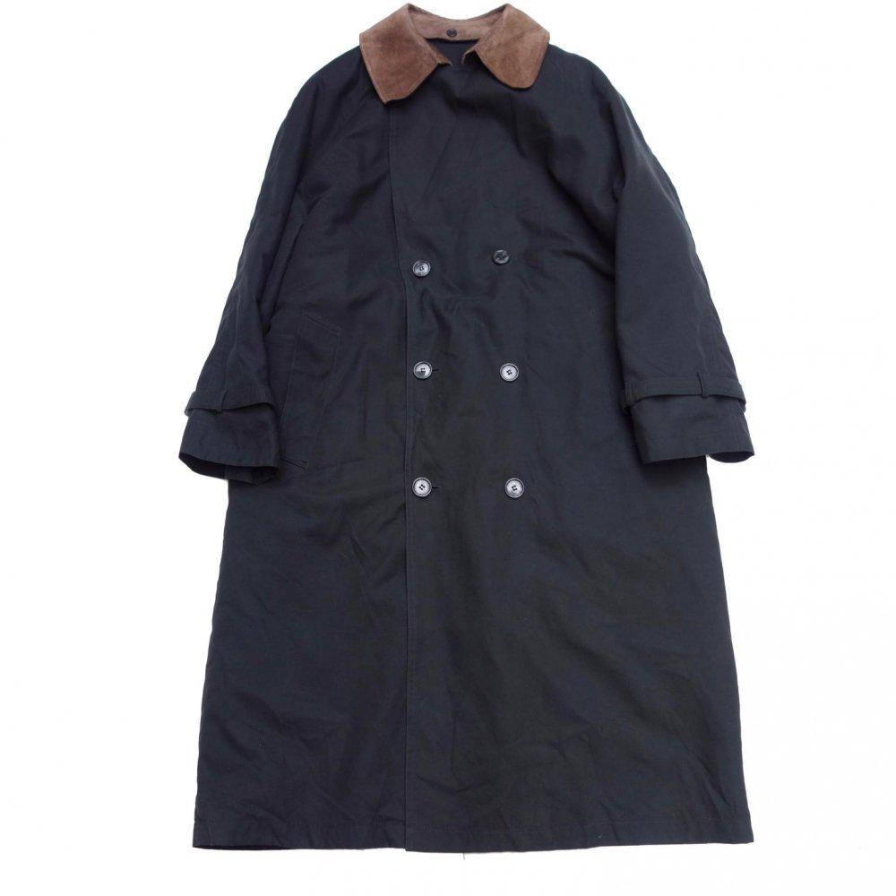 古着 通販 ピエール カルダン【pierre cardin】デタッチャブルカラー コート Stand Fall Collar Coat