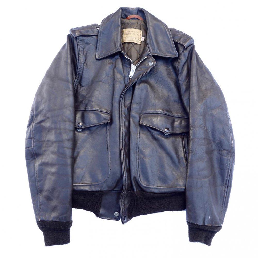 古着 通販 ショット【Schott】ヴィンテージ レザー ジャケット A2 タイプ【1970s-】 Vintage Leather Jacket