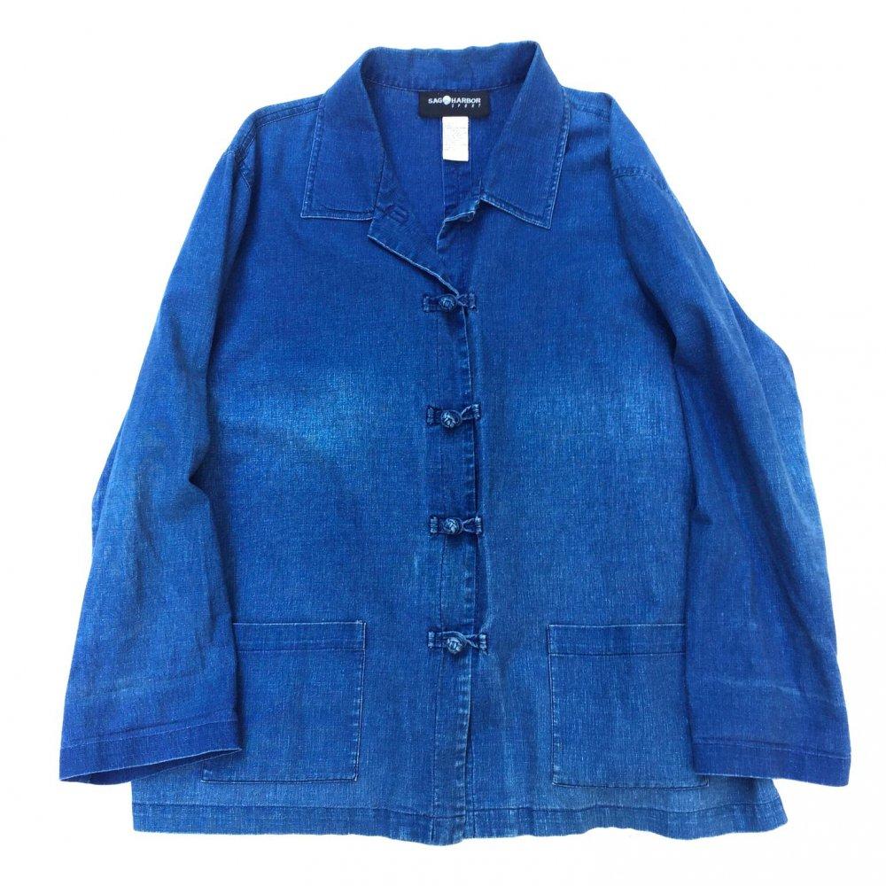 古着 通販 ヴィンテージ シャツ ジャケット【1980s-】 Vintage Denim Jacket