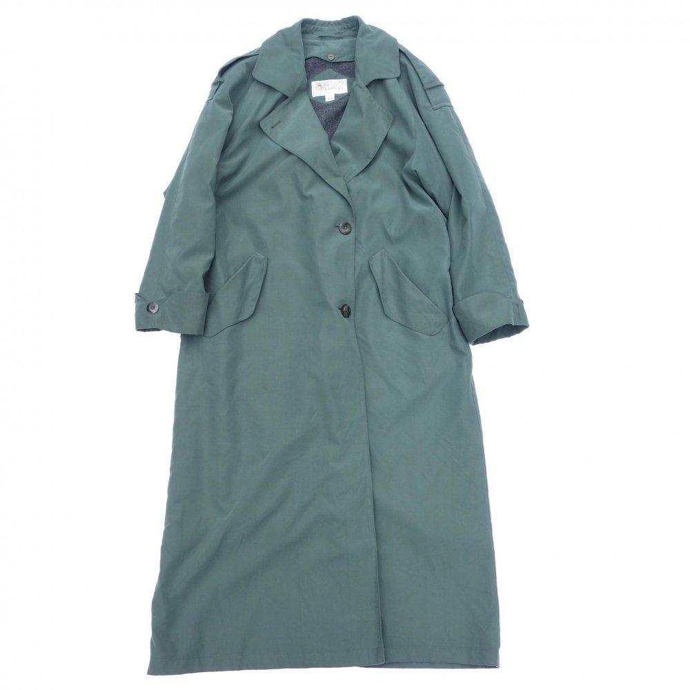 古着 通販 ビッグシルエット ピーチスキン トレンチ コート【1980s-】 Trench Coat