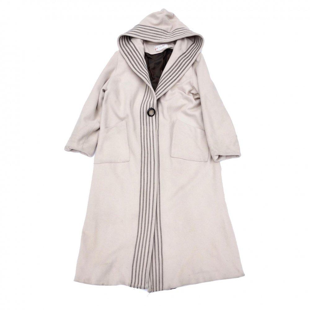 古着 通販 ビッグシルエット フード コート【1980s-】 Hooded Coat