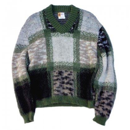 ヴィンテージ モヘア ニット【PENNEY'S TOWNCRAFT】【1960's-】Vintage Mohair Knit