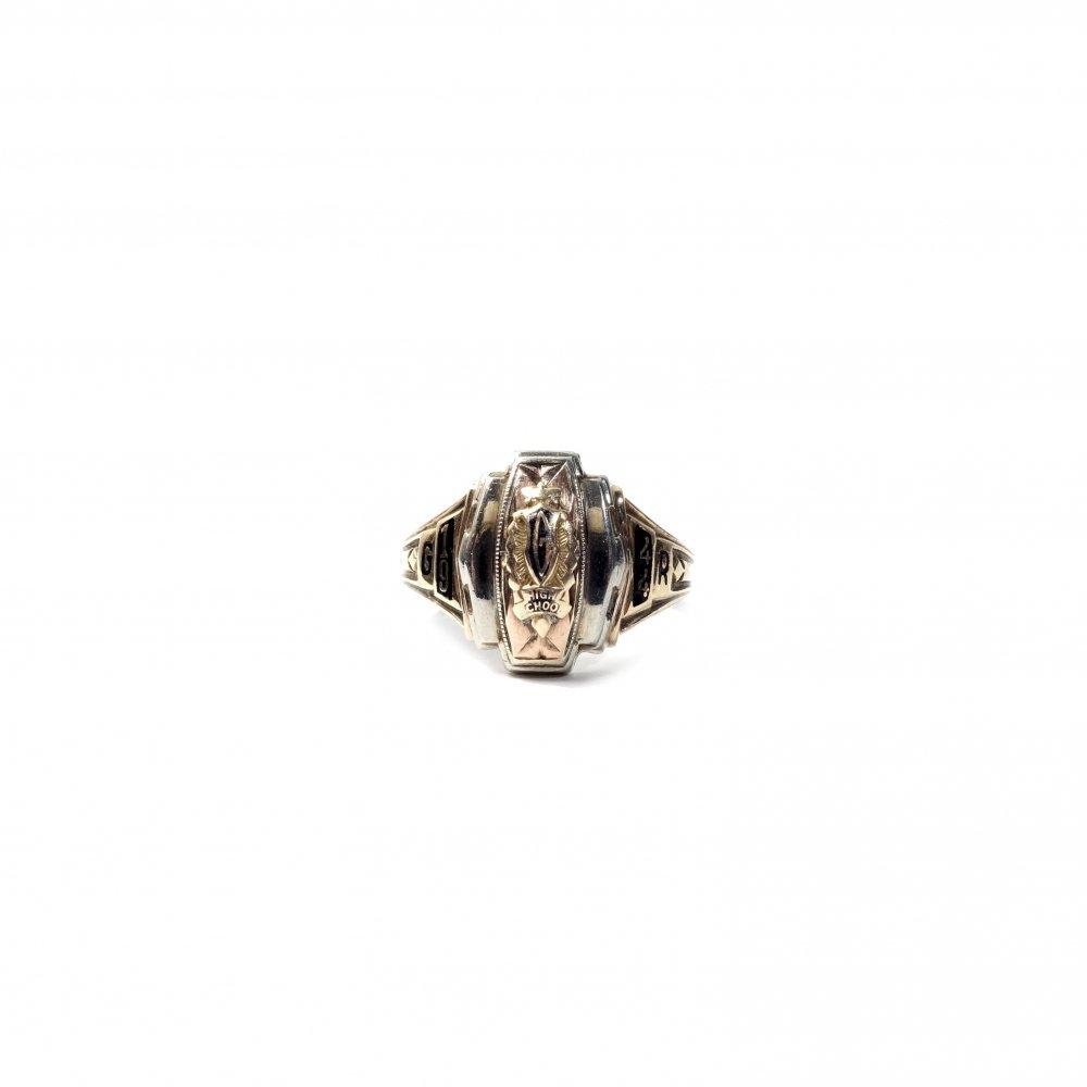 古着 通販 カレッジリング【1944s】【JOSTEN 10K STERLING】Vintage College Ring
