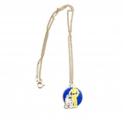 古着 通販 ヴィンテージ スターウォーズ ネックレス【LFL W BERRIE】【1980's-】Vintage Necklace