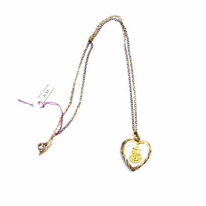 古着 通販 ヴィンテージ スウィートハート ロケット ネックレス【1940's-USN】Vintage Necklace