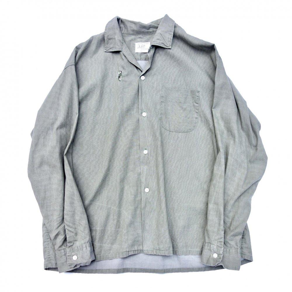 古着 通販 ヴィンテージ 開襟 コットン シャツ【Di Lido】【1960's-】Vintage Open Collar Shirts